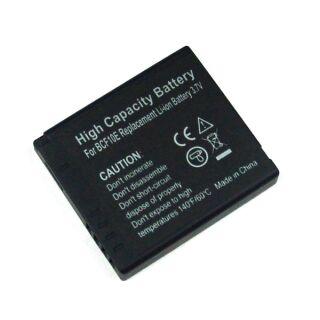 Akku kompatibel zu DMW-BCF10E/2 Panasonic Li-Ion