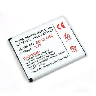 Akku kompatibel zu Sony Ericsson BST-33 Li-Ion