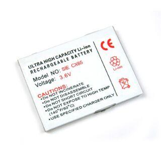 Akku kompatibel zu Siemens S65/SK65/M65/Emoty Li-Ion