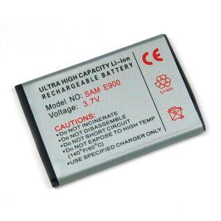 Akku kompatibel zu Samsung SGH-E250/SGH-E900/SGH-X200 Li-Ion
