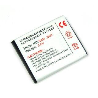 Akku kompatibel zu Samsung C3050 / SGH-J600 / SGH-F110 miCoach Li-Ion
