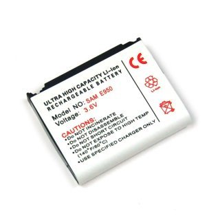 Akku kompatibel zu Samsung U800 Soul/U900 Soul/SGH-E950/SGH-L170 Li-Ion