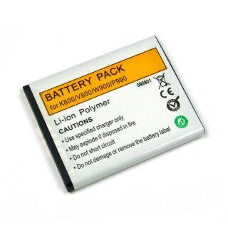 Akku kompatibel zu Sony Ericsson BST-33 Li-Polymer