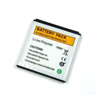 Akku kompatibel zu Sony Ericsson BST-38 Li-Polymer