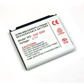 Akku kompatibel zu Samsung SGH-D900 / SGH-E490 / SGH-E780 Li-Polymer