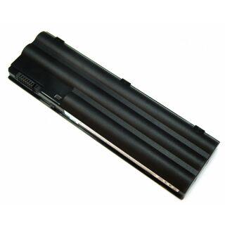 Akku kompatibel zu Fujitsu-Siemens LifeBook E8110 4400 mAh schwarz
