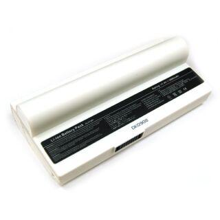 Akku kompatibel zu Asus Eee PC 901 8800 mAh Li-Ion weiß