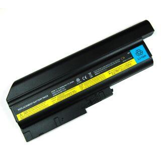 Akku kompatibel zu IBM Thinkpad T60 Serie Li-Ion 6600 mAh