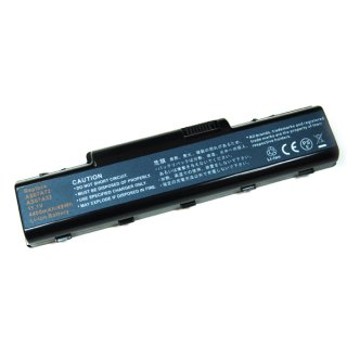 Akku kompatibel zu Acer Aspire 2930 Li-Ion schwarz