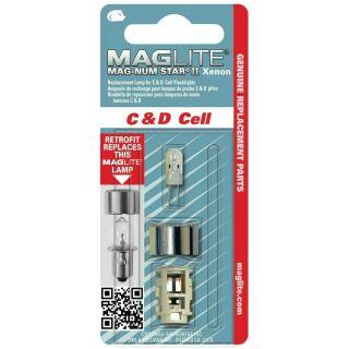 Maglite Ersatzbirne Xenon für 2C / 2D Celll Stablampen
