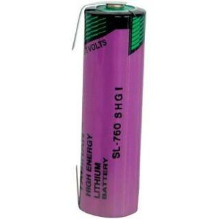 Tadiran 760/T ER-AA Lithium-Thionyl  3,6V