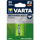 Varta 9V / Block Akku NiMH 200 mAh Ready to Use
