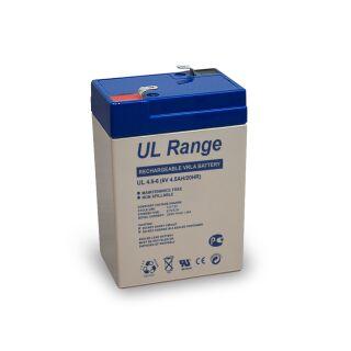 Lead Battery 6V 4,5ah Compatible Gel 3fm4.5 lc-r6/4.2P FG10451